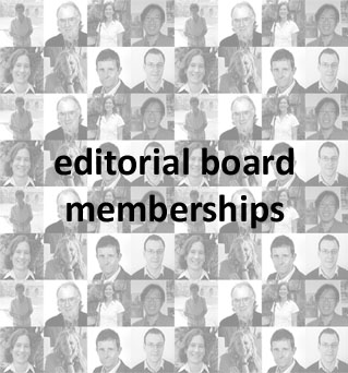 Editorial Board Memberships