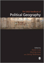 handbook of political geography