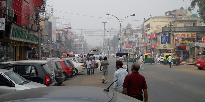 Lajpat Nagar, Delhi