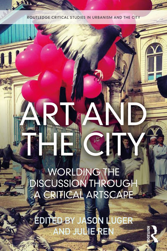 Art And The City New Book By Upd Fellow Julie Ren